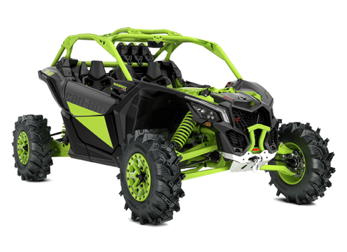 Квадроцикл MAVERICK X MR TURBO RR