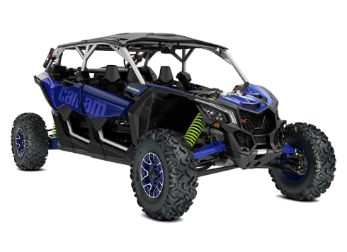 Квадроцикл MAVERICK MAX X RS TURBO RR