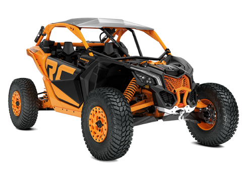 Квадроцикл MAVERICK X RC TURBO RR