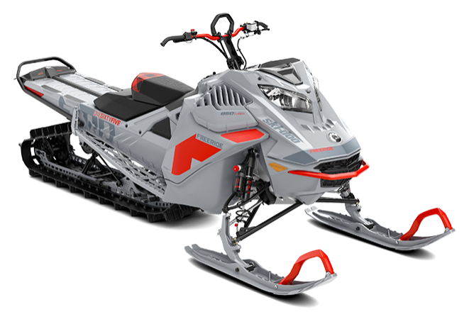 Снегоход FREERIDE 850 E-TEC TURBO